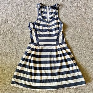Marc by Marc Jacobs Striped Jersey Dress Sz S